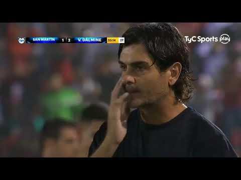 ¡Final para el infarto! San Martín (T) vs Villa Dálmine - Resumen segundo tiempo - B Nacional