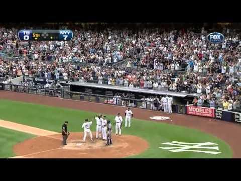 2011/08/13 Posada's grand slam