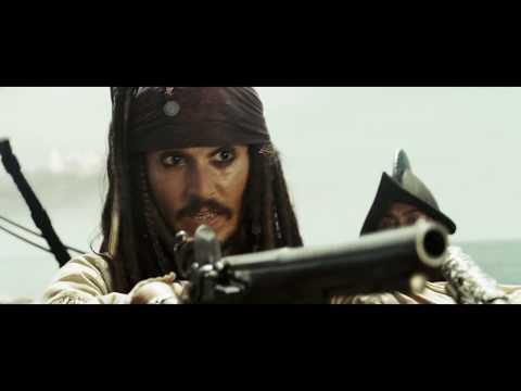 Pirates of the Caribbean - Jack & Elizabeth Scenes [5/6]