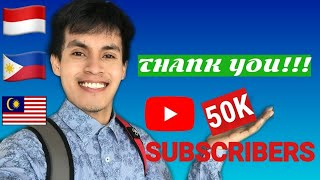 HAPPY 50K SUBSCRIBERS + GREETINGS FROM YOUTUBE FRIENDS 2020 |AYAH HABIB|