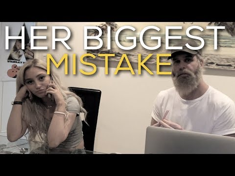 HER BIGGEST MISTAKE!!!