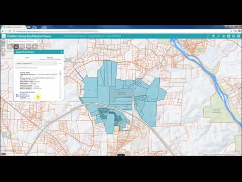 Tax & Land Records Viewer