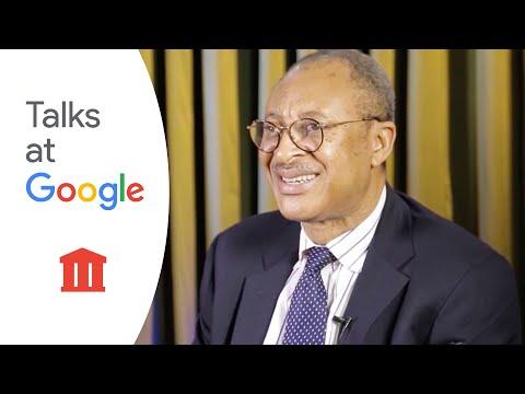 """Pat Utomi: """"Leadership and Nation Building""""   Talks at Google"""