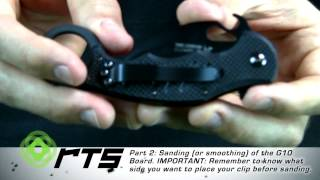 Repeat youtube video FOX Karambit Knife Tips and Tricks Video - Watch it NOW !!!