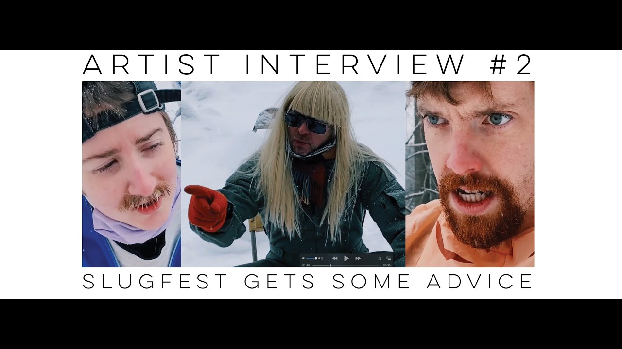Artist Interview #2: SLUGFEST Gets Some Advice