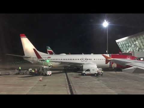 Airport Palma de Mallorca • clearance of the aircraft
