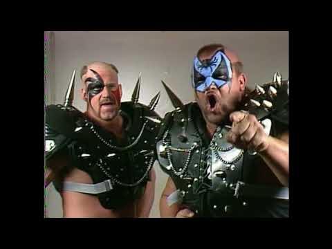 NWA World Championship Wrestling 4/22/89