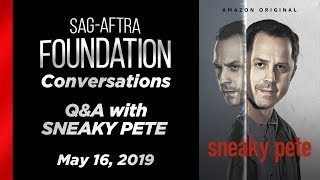 Conversations with SNEAKY PETE