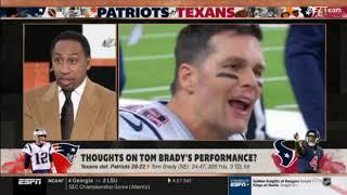Deshaun Watson outplays frustrated Tom Brady as Texans down Patriots