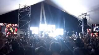 Steve Aoki guadalajara 2015 con el sonidito