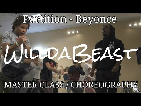 Beyoncé - Partition | Dance Choreography By Willdabeast Adams Ft Xteme Dance Force