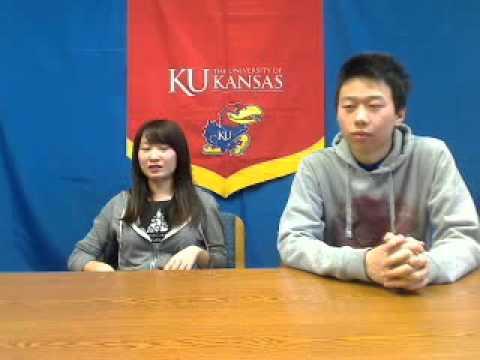 University Of Kansas - International Student Chat
