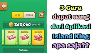 3 Cara Dapat Uang Dari Aplikasi ISLAND KING Terbaru || Aplikasi ISLAND KING Penghasil Uang 2021 screenshot 4