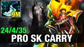 PRO SK CARRY - Wagamama 7.8K Plays Sand King - Dota 2