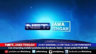 NET. BIRO JATENG LIVE - SENIN, 25 DESEMBER 2017