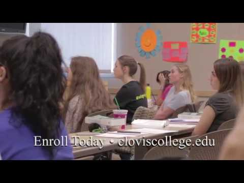 Clovis Community College - No matter your educational goals, we have an option for you