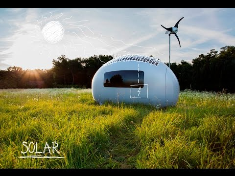 Ecocapsule: New era of sustainable living.