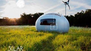 Ecocapsule: New era of sustainable living. thumbnail