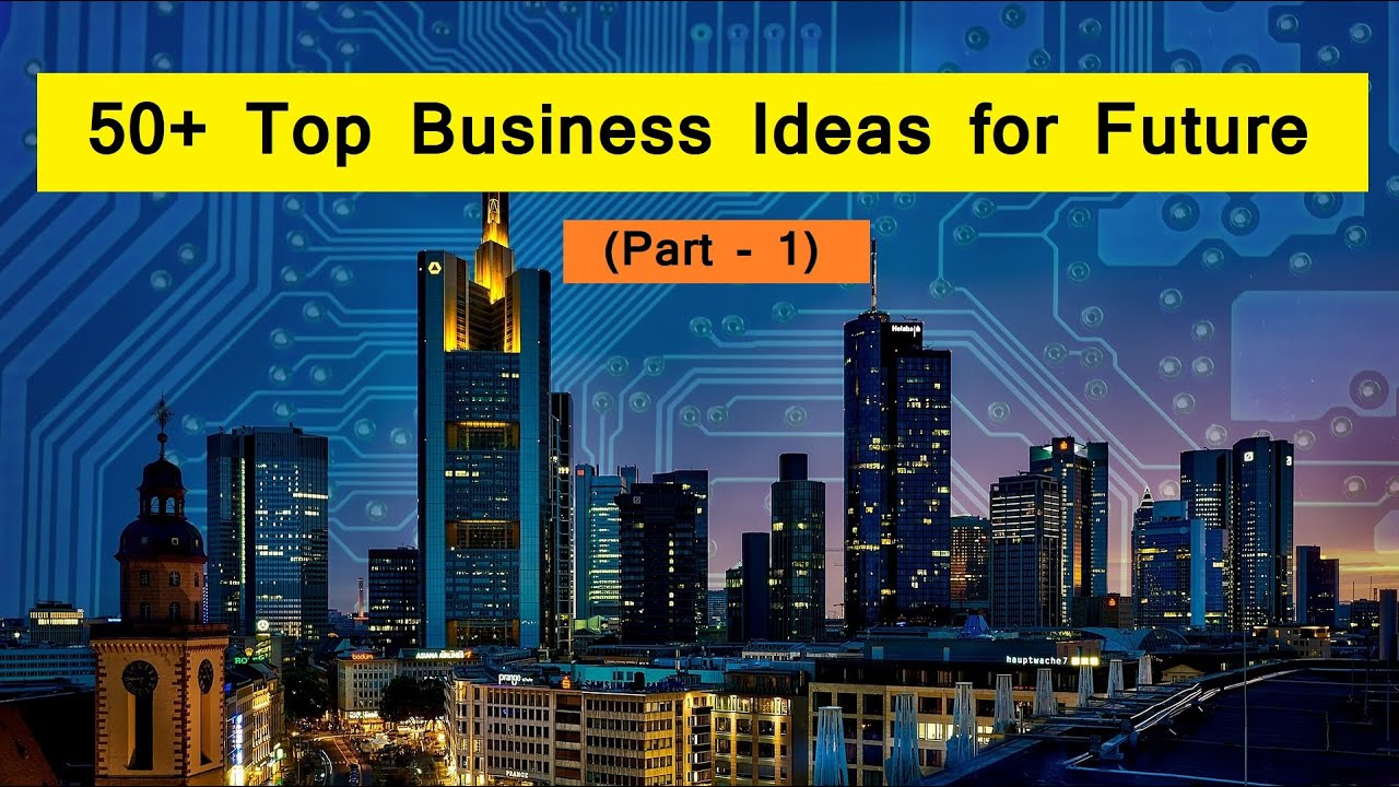 50 Great Business Ideas for Future 2030 | Sanjay Mind Talk