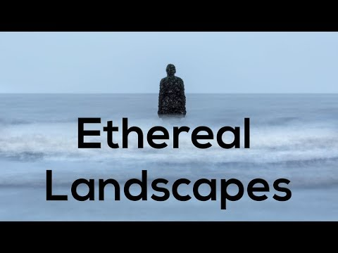 Landscape Photography - Ethereal Landscapes at Crosby Beach