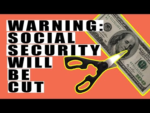 Social Security Will Be CUT 23%! Watch Me Break Down EXACTLY What's Wrong Right Now!