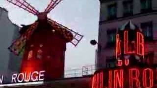 at the moulin rouge