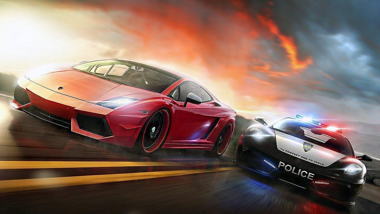 Lamborghini San Francisco >> Driver San Francisco - Lamborghini Police Chase - YouTube