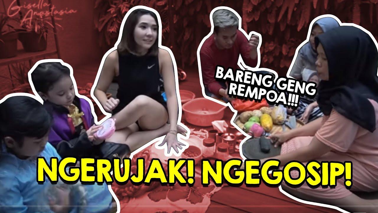 BUAT SAMBEL RUJAK SUPER PEDES!! Siang Siang Ngerujak Bareng Geng Rempoa