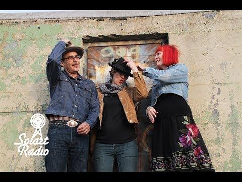 SolArt Radio presents ECHO SPARKS California Blues