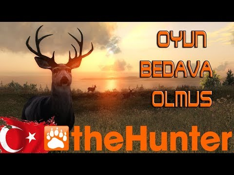 The Hunter Classic Türkçe (Oyun Bedava Olmuş)