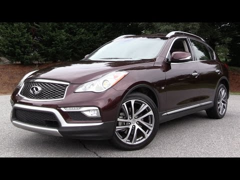 2016 Infiniti QX50 - Test Drive and Review