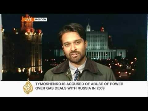 Neave Barker reports on Yulia Tymoshenko trial
