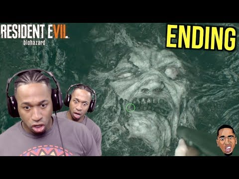 THE FINALE!!! Resident Evil 7  Biohazard Gameplay ep.13