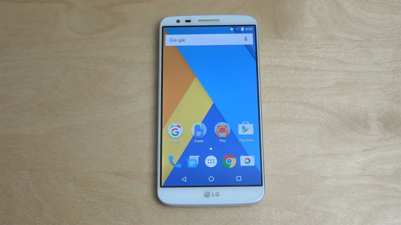 LG G2 Android 60 Marshmallow