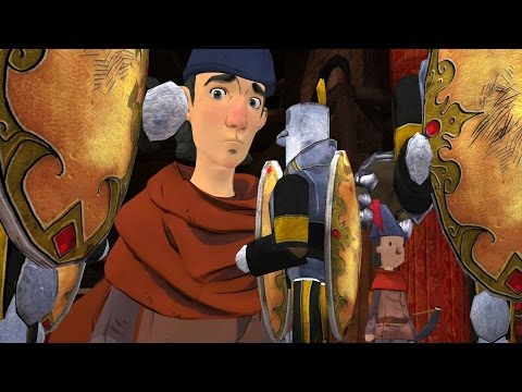 Kings Quest - Chapter 1 - A Gap Too Far (3)