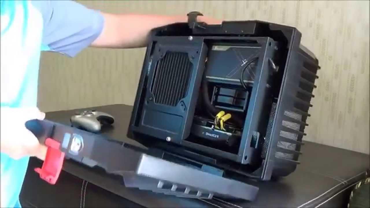 Raidmax Troy Computer Case  YouTube