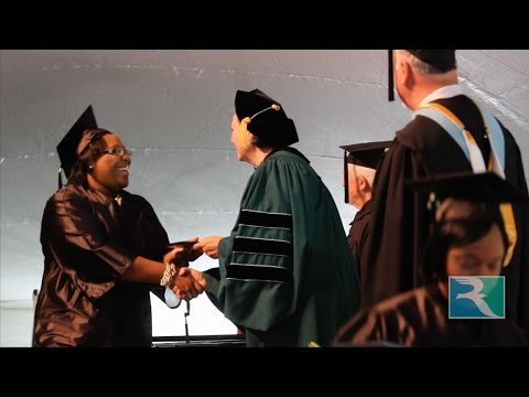 Rappahannock Community College: Commencement 2016