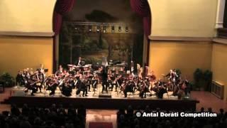 short video clip:  Antal Dorati Conducting Competition 2015