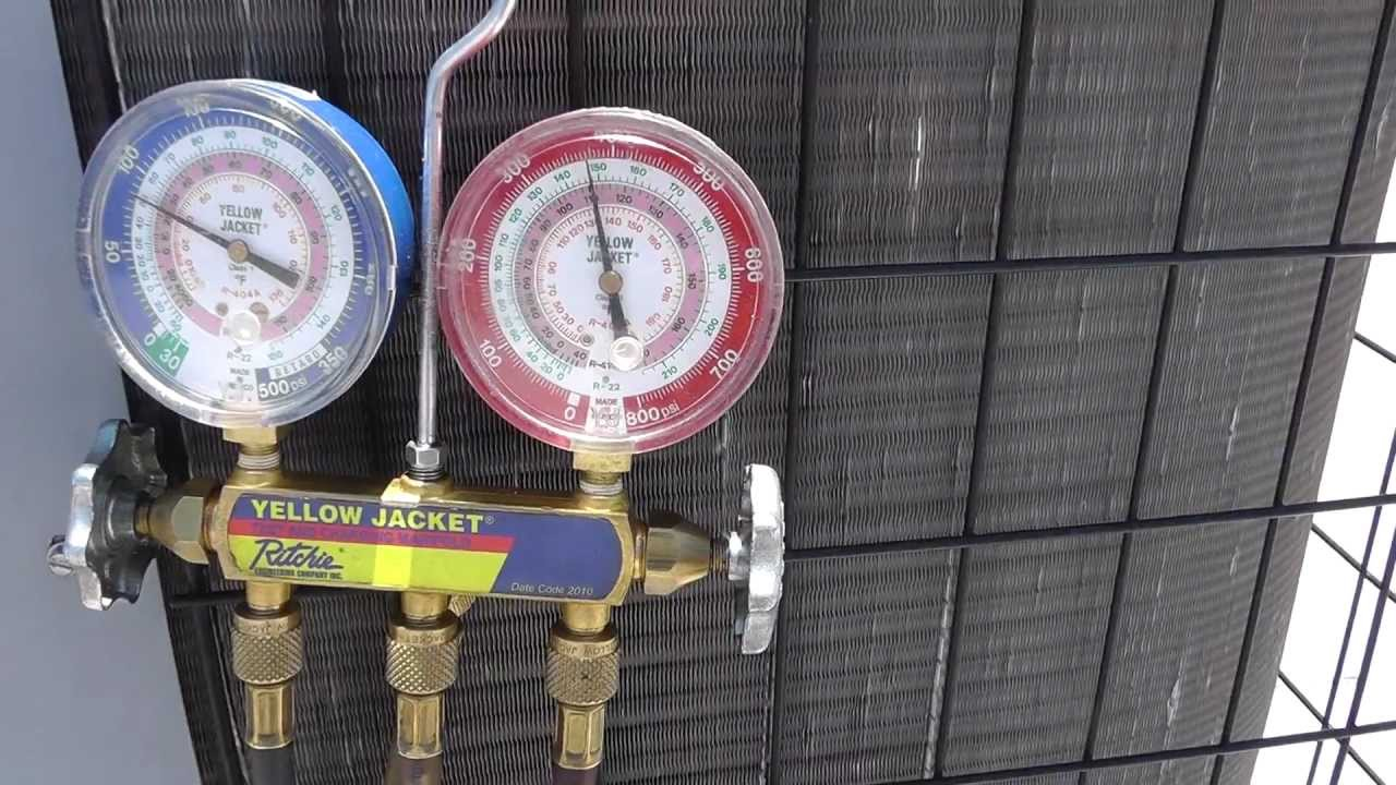How to Use A/C Manifold Gauges