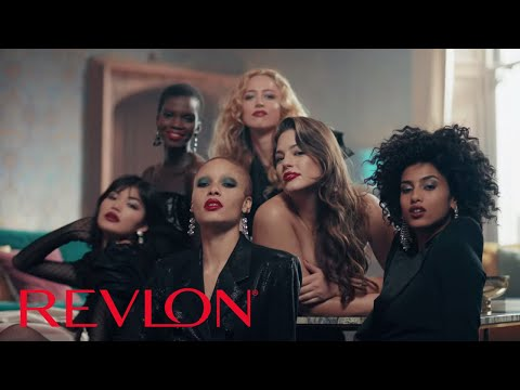 Revlon Live Boldly | Anthem with Ashley Graham, Adwoa Aboah, Imaan Hammam, Raquel Zimmerman | Revlon