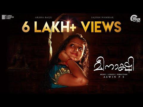 Meenakshi | Malayalam Music Video | Aswin P S | Official