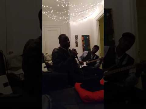 West African band at Mariam's Salon 2