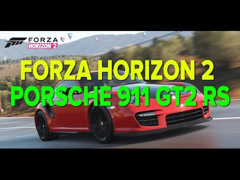 forza horizon 2 porsche 911 gt2 rs gameplay youtube. Black Bedroom Furniture Sets. Home Design Ideas