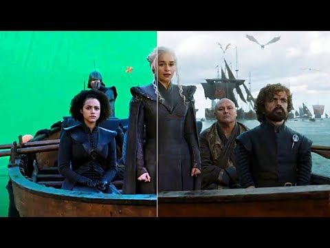 GAME OF THRONES Saison 7 : Les SECRETS De Tournage De L'Episode 1 (GOT)