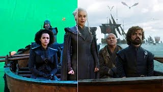GAME OF THRONES Saison 7 : les SECRETS de Tournage de l\'Episode 1 (GOT)