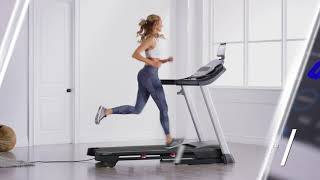 Workout At Home With The Premier 500 Treadmill From ProForm