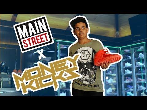 Talking Kicks with MoneyKicks | The Mainstreet Podcast #19