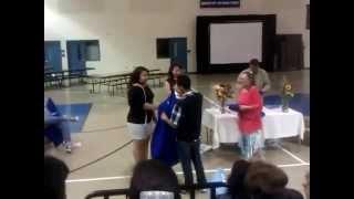 Lluvia Mar�a Torres Dom�nguez Robing Ceremony