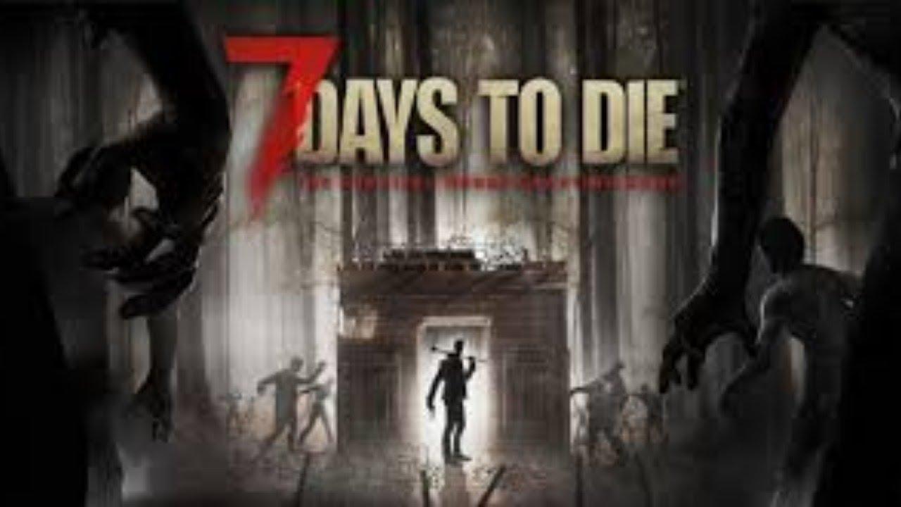 7 Days to Die 7日殺 war3zuk mod #1 新的顯卡新的開始!