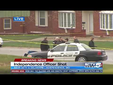More information on Independence, MO police officer shot ...